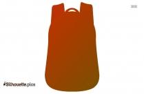 Handbag Silhouette Free Vector Art