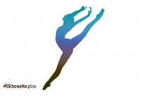 Ballet Dancer Silhouette Free
