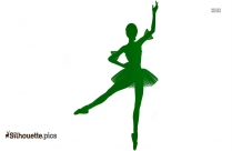 Ballet Dancer Silhouette Images
