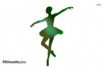 Ballet Girl Dancer Silhouette