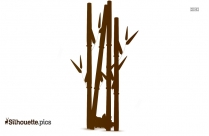 Bamboo Silhouette Images, Pics