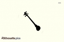 Musical Device Silhouette Images, Pictures