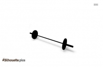 Barbell Silhouette Picture