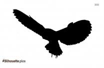 Cartoon Birds Silhouette Art