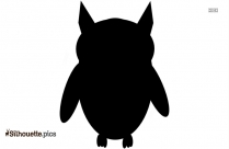Barn Owl Silhouette Picture