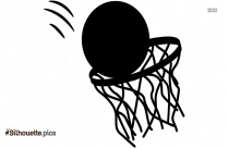 Black And White Fencing Sport Silhouette, Fencing Pose Clipart Symbol