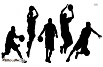 Ladderball Game Silhouette Picture