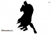 Batman Silhouette Clip Art