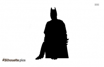 Batman Silhouette Image