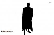 Black Panther Superhero Silhouette