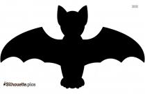 Tribal Bat Silhouette