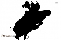 Dora The Explorer Mother Goose Silhouette Picture