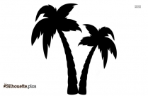 Palm Tree Silhouette Drawing, Image