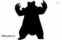 Bear Pokemon Silhouette Image And Vector