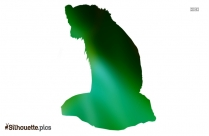 Bear Claws Symbol Silhouette