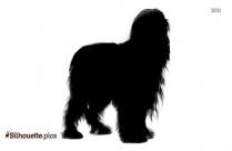 Greyhound Dog Breed Clip Art Silhouette