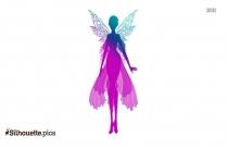 Printable Fairy Stencils Silhouette Clipart