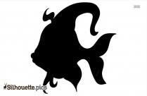 Sea Creature Clipart Silhouette Image