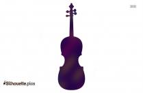 Violin Outline Drawing Image
