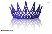 Beauty Pageant Crown Silhouette Clip Art