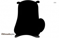Beaver Illustration Silhouette