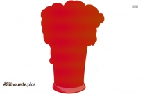 Brandy Cup Silhouette Png