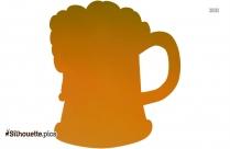Beer Silhouette Png