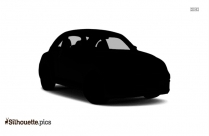Beetle Car Silhouette Vector And Graphics