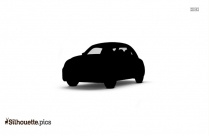 Chick Hicks Silhouette Clipart