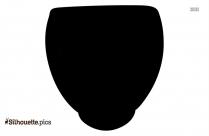 Earthenware Bowl Silhouette