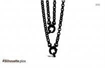 Belcher Chain Silhouette Picture