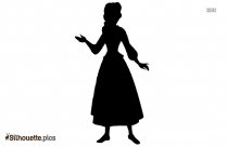 Mulan Dress Silhouette Vector And Graphics