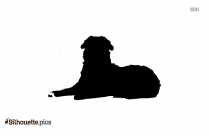 Pomeranian Clipart Silhouette