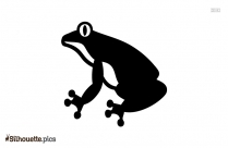Toad Drawing Silhouette Image