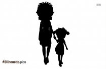 Disney Babies Silhouette Vector And Graphics