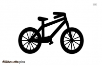 Bike Bicycle Silhouette Clip Art