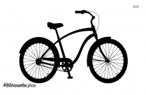Bicycle Silhouette Png