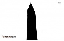 Big Ben Tower Silhouette