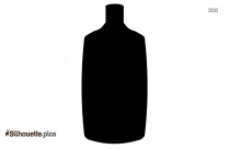 Baby Feeding  Bottle Silhouette