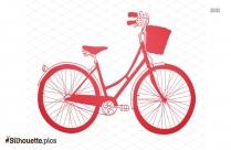 Bike Bicycle Silhouette Clip Art
