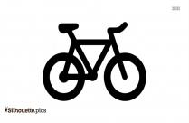 Bike Transport Silhouette