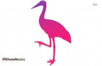 Perched Bird Hornbill Clip Art Silhouette