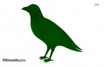 Cute Birds Clip Art Image Silhouette