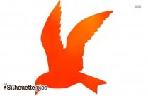 Free Dove Silhouette