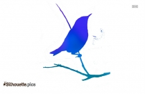 Bird On Branch Silhouette Free Download
