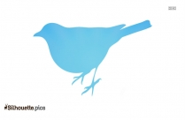 Dead Bird Silhouette Free Vector Art