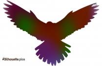Robin Bird Vector Image Silhouette
