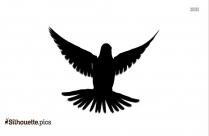 Robin Bird Clipart Silhouette