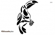 Humming Birds Illustration Art Silhouette