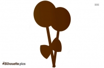Sweet Candy Silhouette Pic